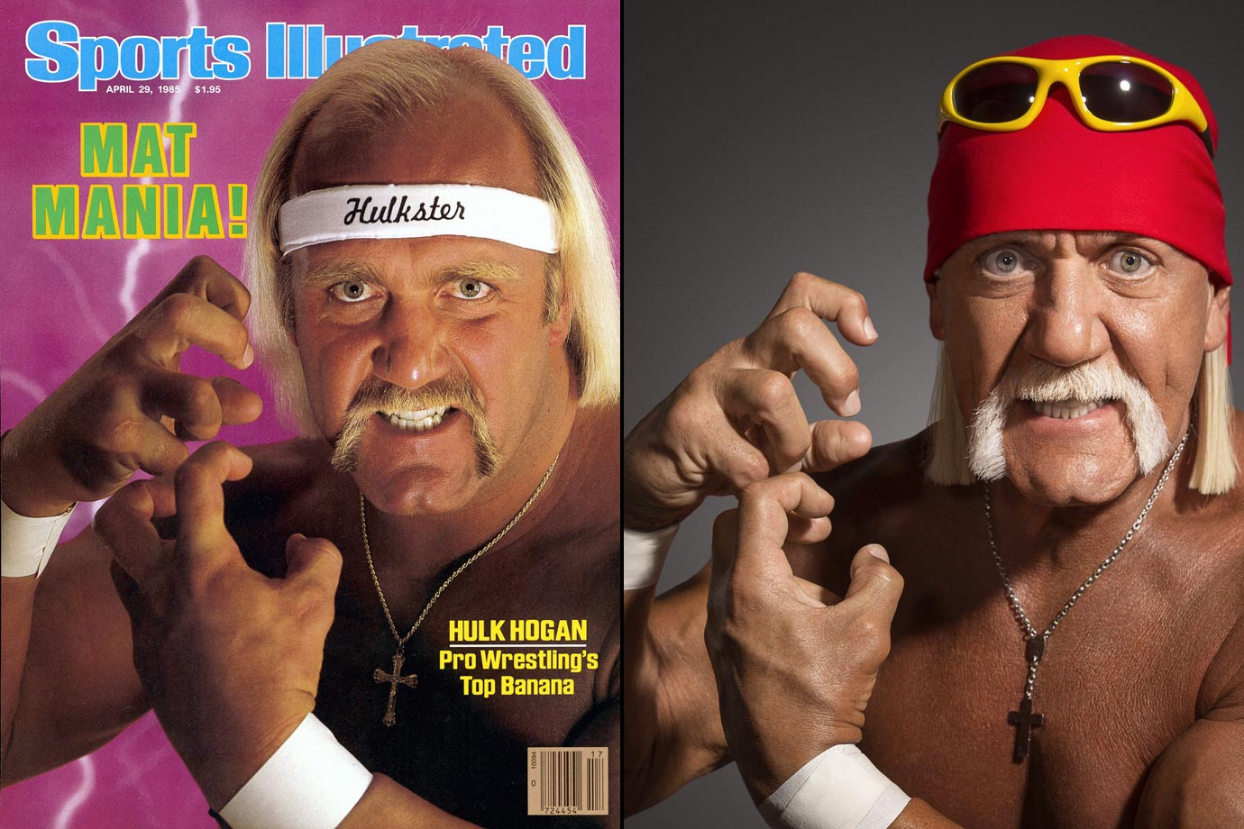 One thing is clear when old lords of the ring gather for a Hall of Fame induction: Like spandex, the memories—and the appeal—of pro wrestling's graying star forever hold their shape. A Hall inductee in 2005 (20 years after his SI cover), Hogan was on hand in San Jose this year to enshrine his late friend Randy Savage.