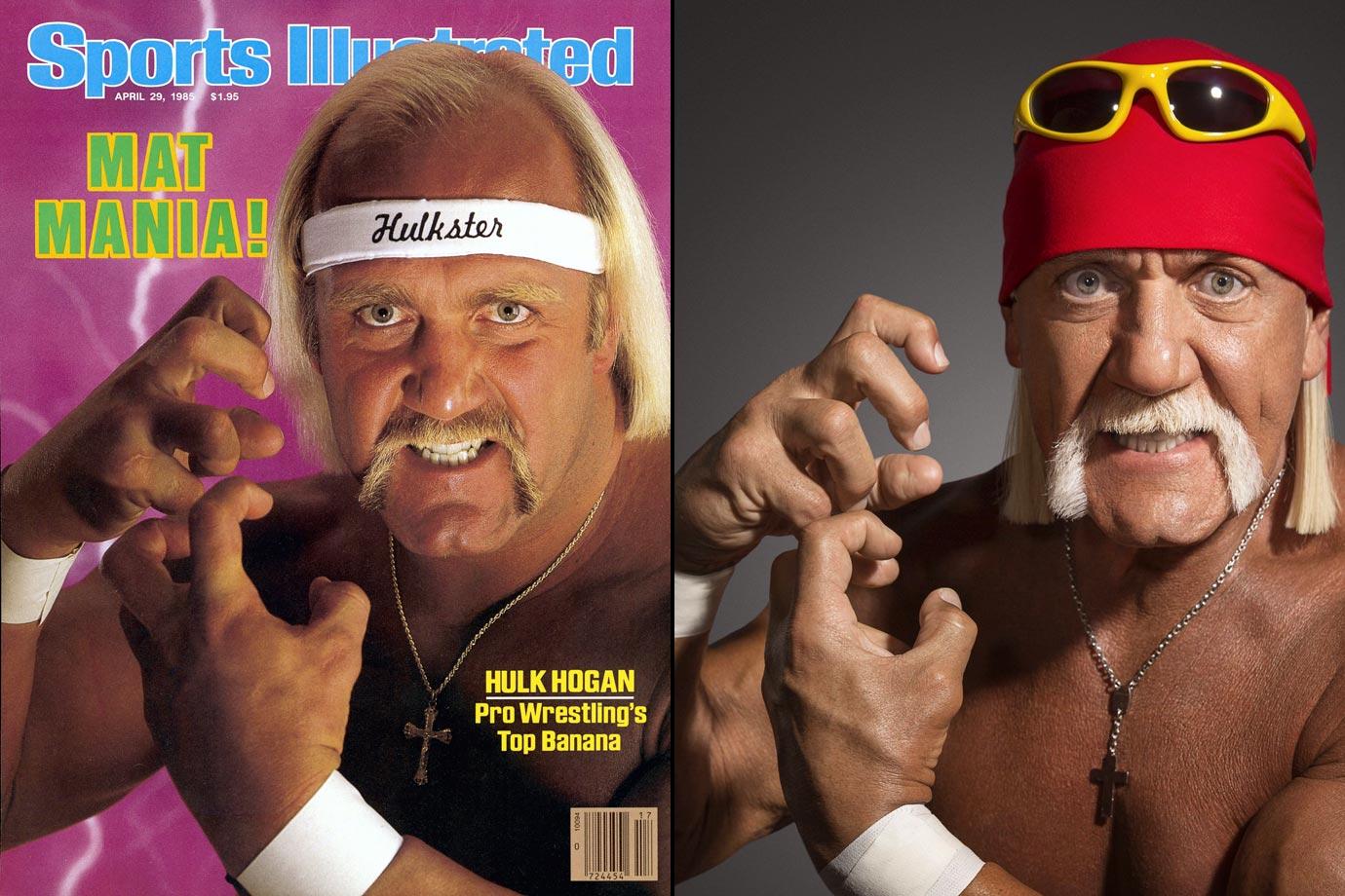 Hulk Hogan Wrestling Names
