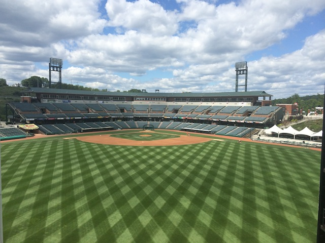 As Fun As Watching Grass Grow The Best Baseball Field