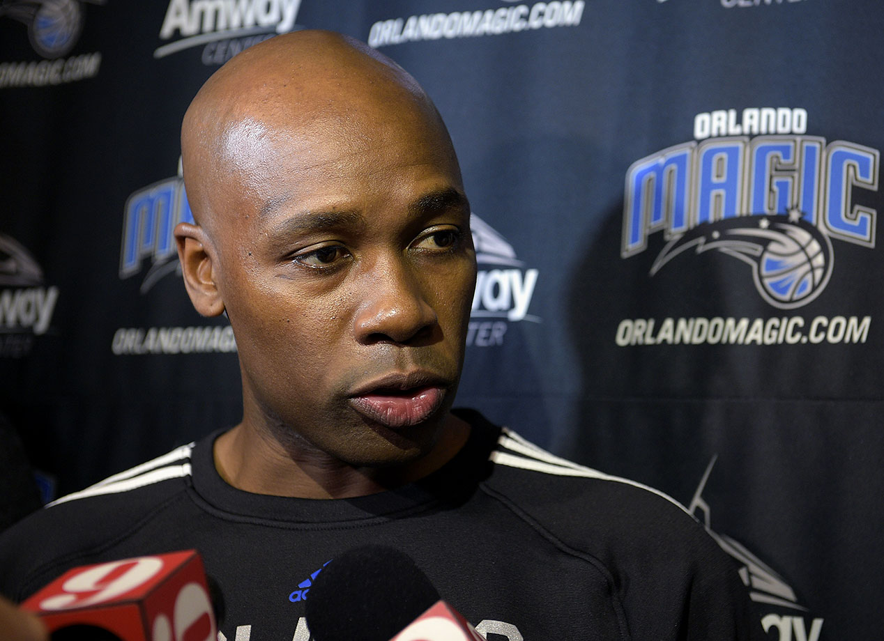 Jacque Vaughn spent three years with the Orlando Magic and they simply did not get better in any meaningful ways. He was fired last year and replaced by the much more experienced Scott Skiles.