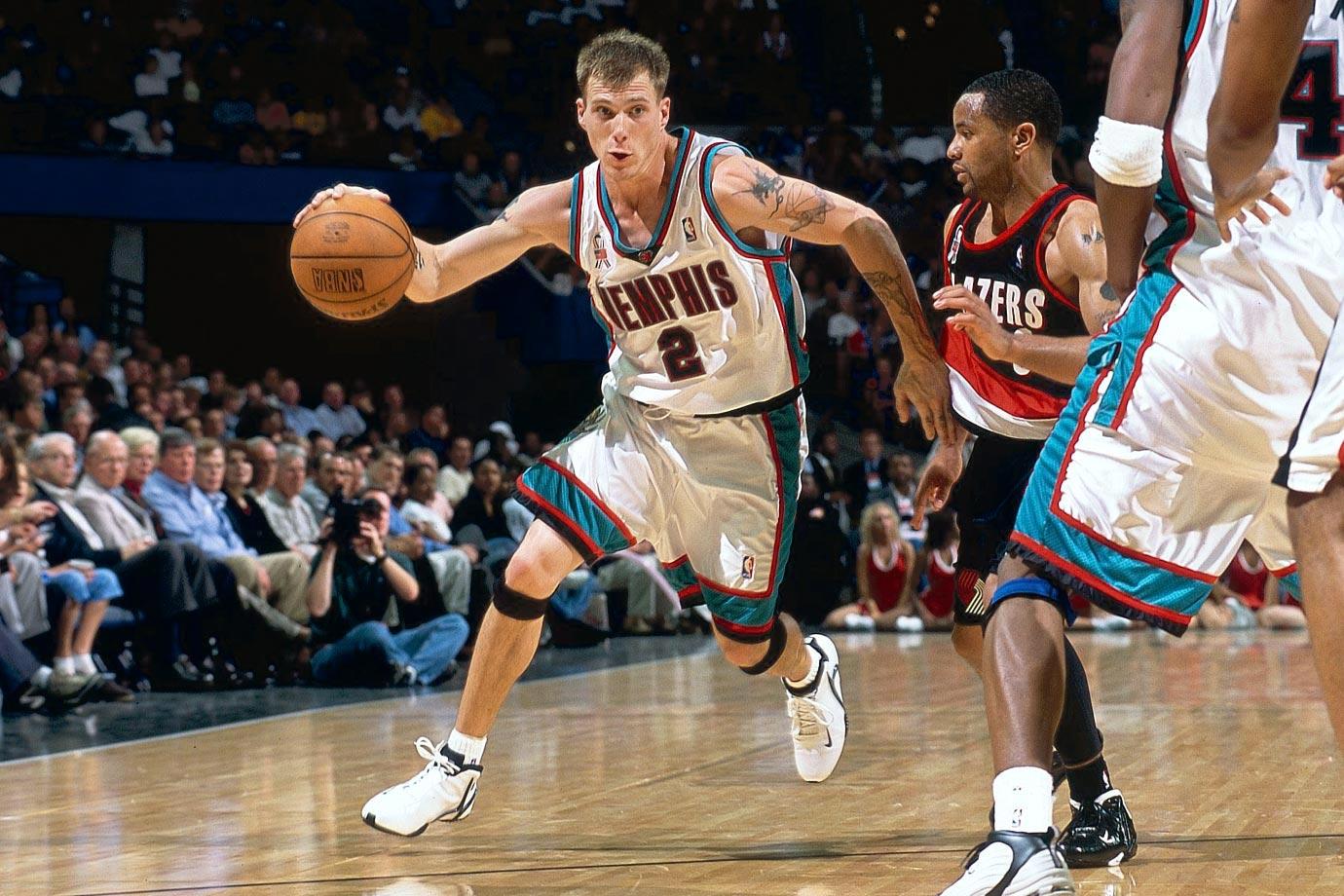 Florida Gators (1997-98), NBA (1998-08, 2009-11)