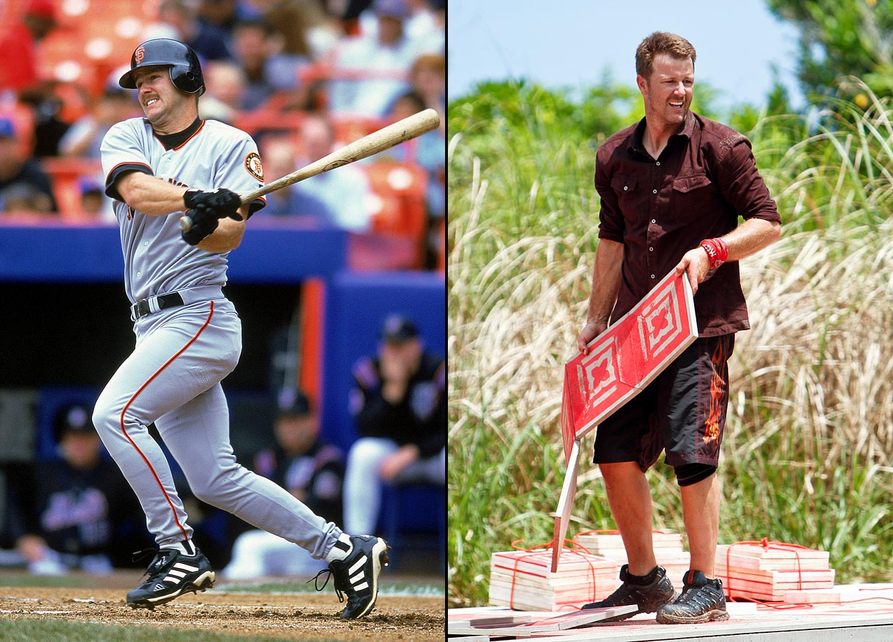 """The retired MLB second baseman finished in 10th place on """"Survivor: Philippines."""""""