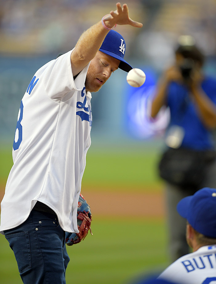 Aug. 22 at Dodger Stadium in Los Angeles