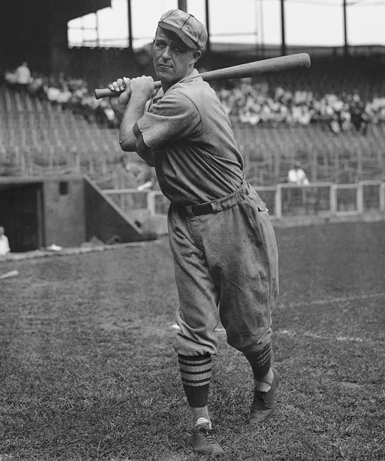 Put to the mathematical test, Bottomley's standard was set—and though it has been tied it, has not been BROKEN—91 years ago, and, further, at the time it was significantly better than the existing standard, which was nine, set by infielder Heinie Zimmerman in 1911.