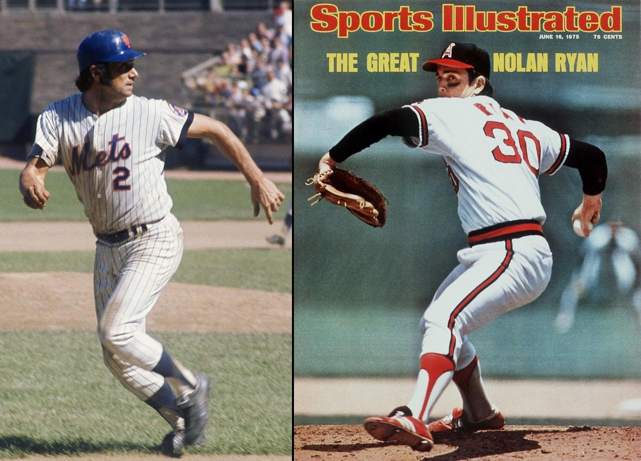 Another one of the ''worst trades ever,'' the Mets sent a young Nolan Ryan (he was 24 at the time) and three other players for an aging Jim Fregosi. Ryan would immediately emerge as a strikeout machine (he struck out an astonishing 383 batters in 1973) while Fregosi played a total of 146 games for the Mets.