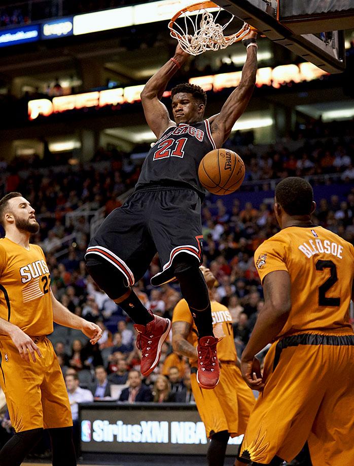 Bulls | Guard | Last year: 98