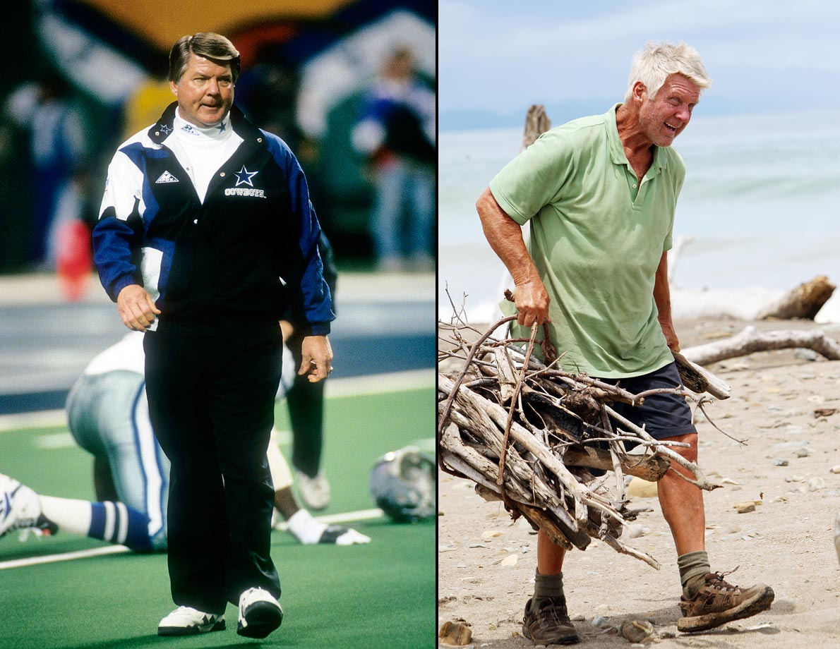 """The former NFL head coach finished in 18th place on """"Survivor: Nicaragua."""""""