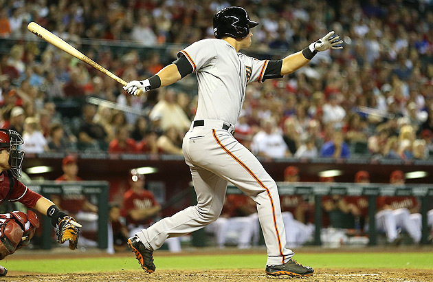 Joe Panik, who made his major-league debut over the weekend for the Giants, could help out fantasy owners really struggling at second base or shortstop.