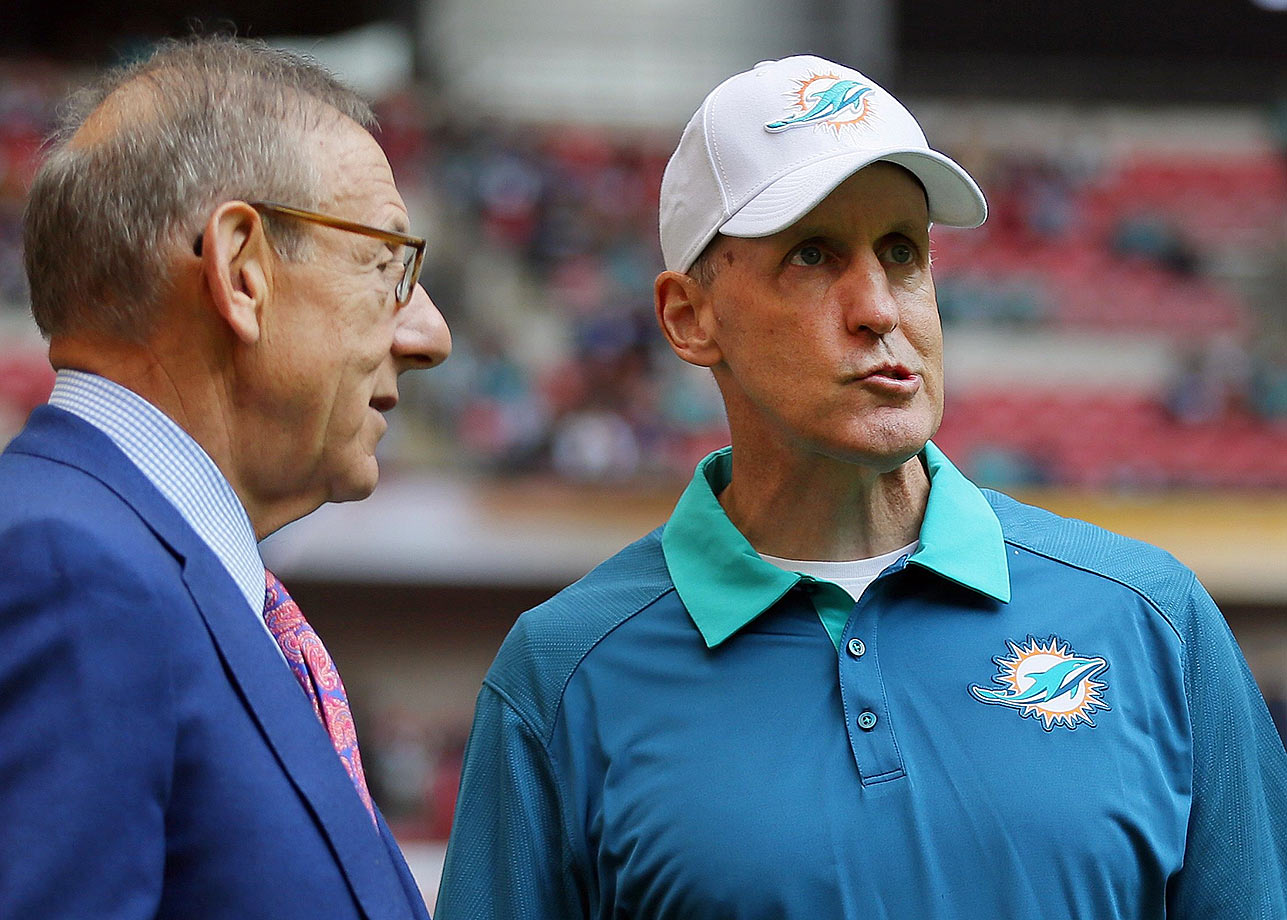 The first casualty of the 2015 NFL season. Some people said the Dolphins could contend for the AFC East division, but so far we've seen a lot of bad football and a 1-3 record. This latest lost overseas against a mediocre Jets team was the final straw for coach Joe Philbin.