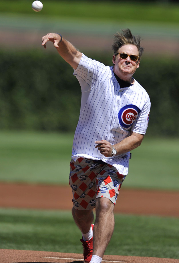 Aug. 14 at Wrigley Field in Chicago