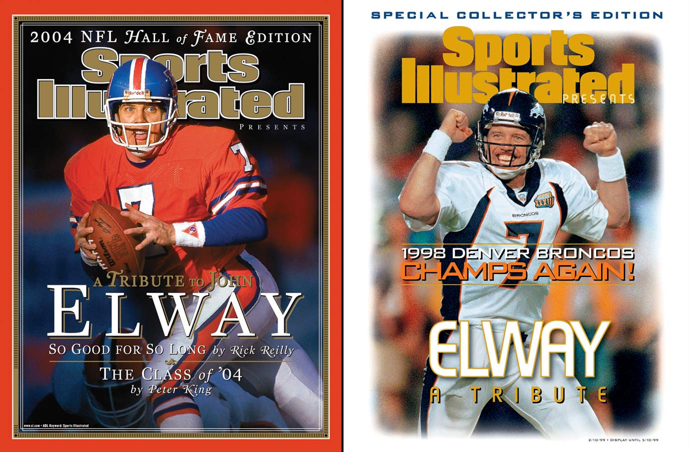 It took Elway until the penultimate year of his career to win a Super Bowl, but his prowess as a quarterback began far earlier. Fourth all time in passing yards and seventh in touchdown passes, Elway quickly established himself as an elite quarterback in his 16-year career.
