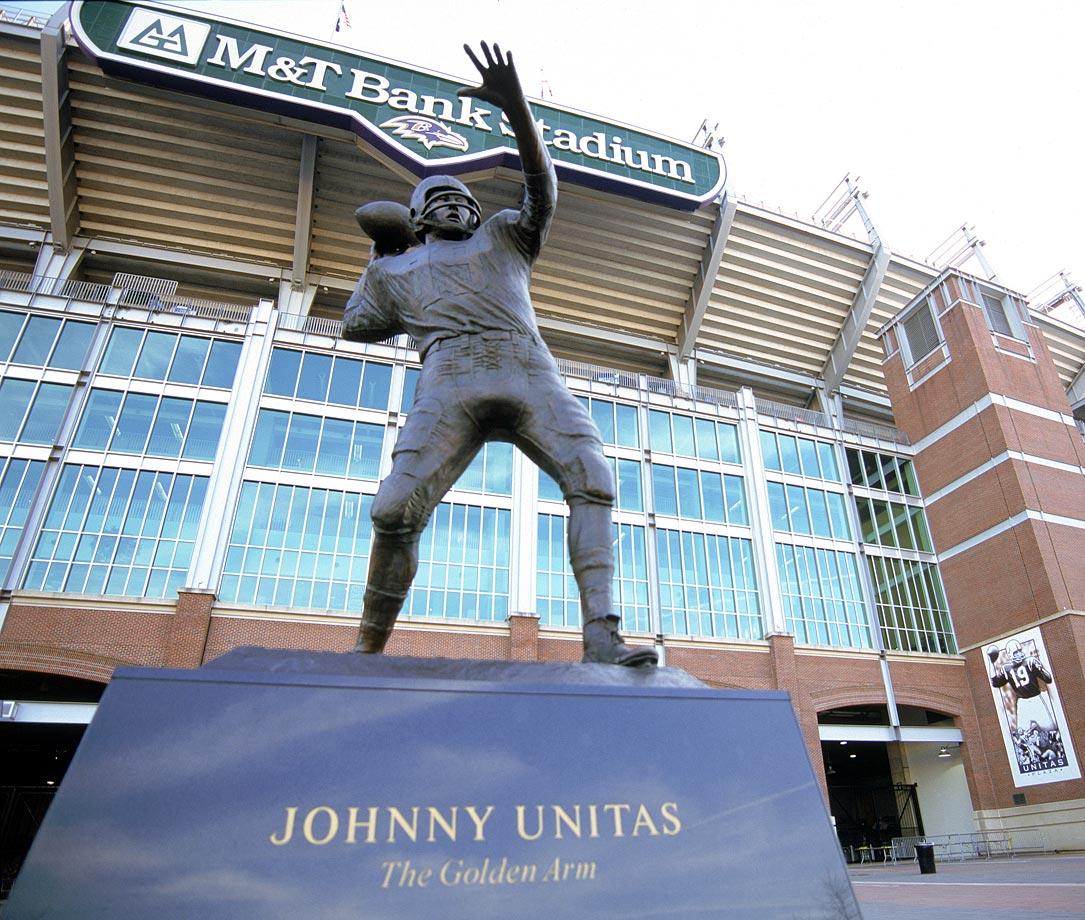 M&T Bank Stadium in Baltimore