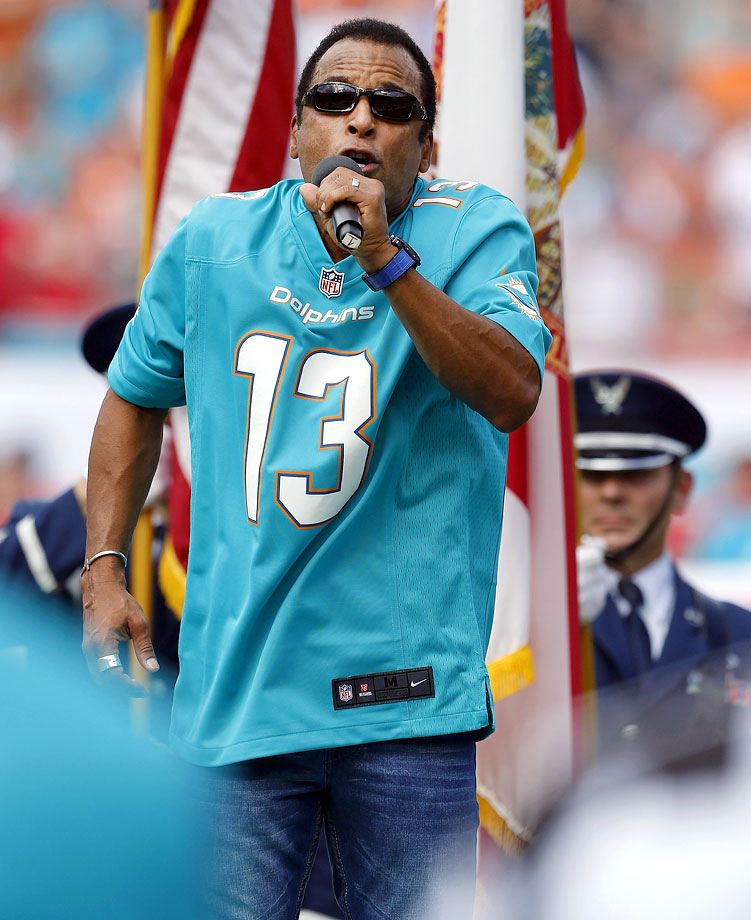 Miami Dolphins vs. Kansas City Chiefs on Sept. 21, 2014 at Sun Life Stadium in Miami Gardens, Fla.
