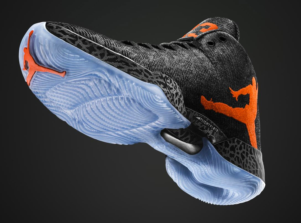 Technically, this is the signature shoe for Mr. Michael Jordan. But Russell Westbrook is the lead Jordan-sponsored athlete wearing the XX9. With a bold Jumpman-inspired aesthetic, the shoe features a carbon plate for lightweight, high-strength support. Plus, with an upper woven in Italy, this has to be a Jordan.