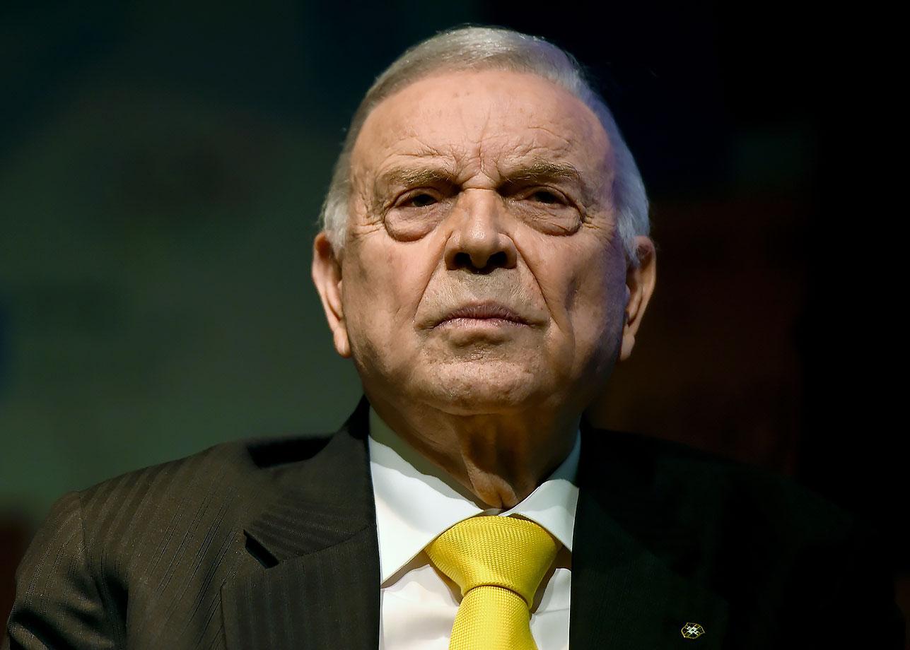 Ex–Brazil federation president; CONMEBOL executive committee