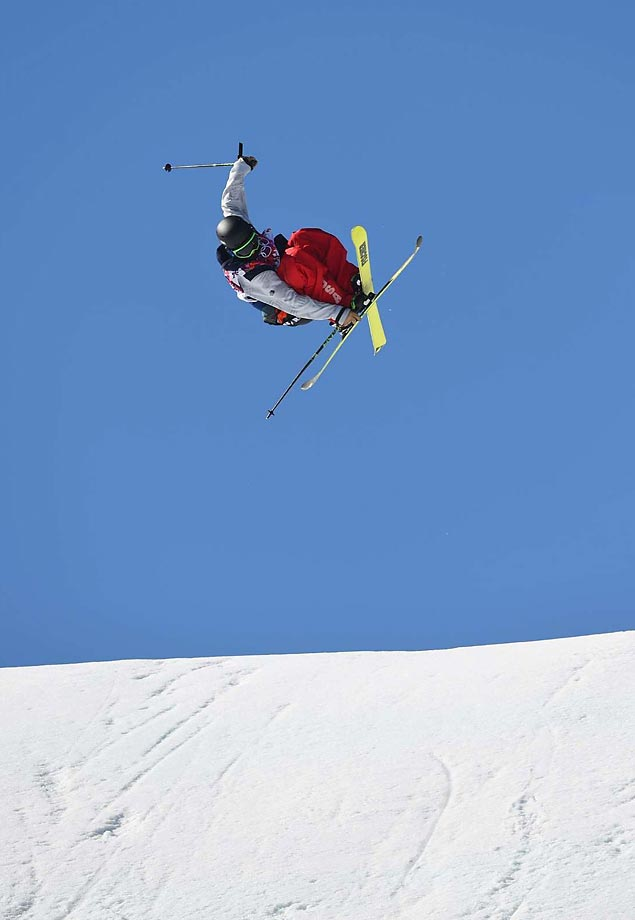 Gold: Men's Slopestyle