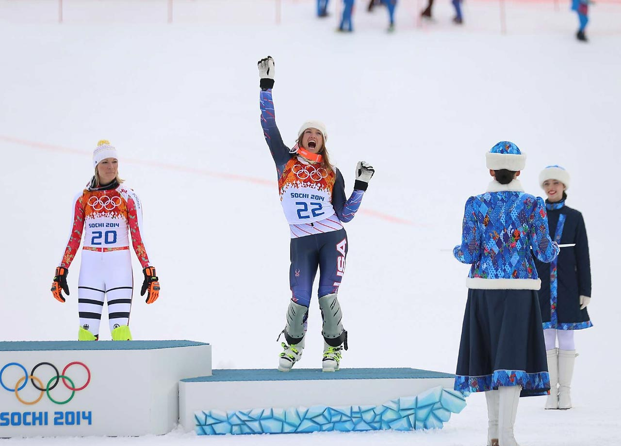 Bronze: Women's Super Combined