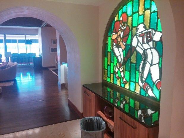 Kansas City Chiefs Owner S Suite At Arrowhead Stadium Is