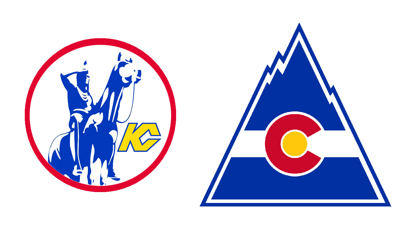 If we learned anything from rapper Swoop G, it's this: Don't forget where you came from. The Devils began life as the Kansas City Scouts in 1974, then became the Rockies from 1976-82 before arriving in New Jersey. They've left their logo virtually unchanged since then and, to be honest, it's getting a little bit stale. Not that it's going to change any time soon, but a one-game tribute to the organization's roots might make for a nice change of pace.