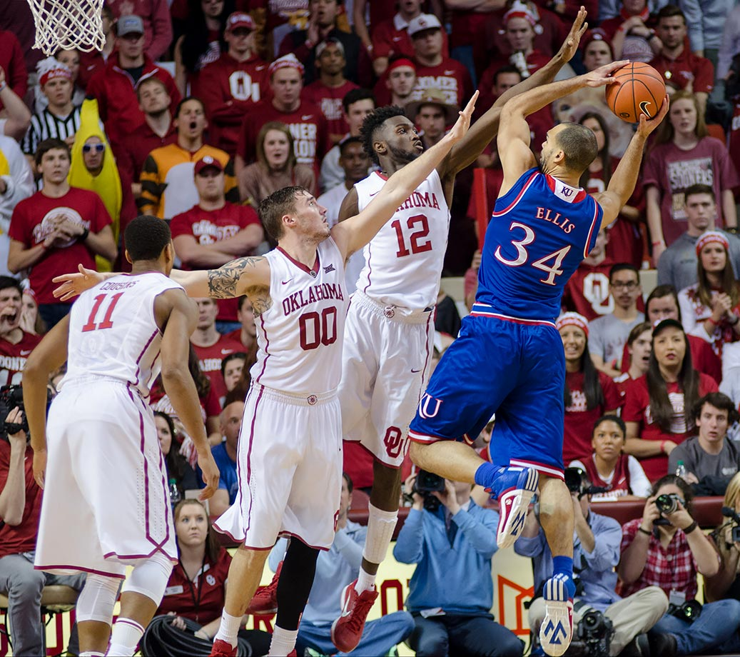 It's hard to beat a great team three times in one season, no matter how good a team doing all the winning is. Kansas is the best team in the country, but a potential Final Four showdown with Big 12 rival Oklahoma could be their undoing.