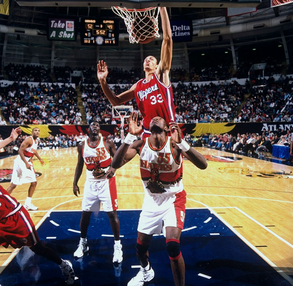 After leading the nation in blocks during his only two years at Central Connecticut State, Closs went undrafted and later signed with the Clippers in 1996. He averaged 3.9 points, 2.9 rebounds and 1.3 blocks during his NBA career.
