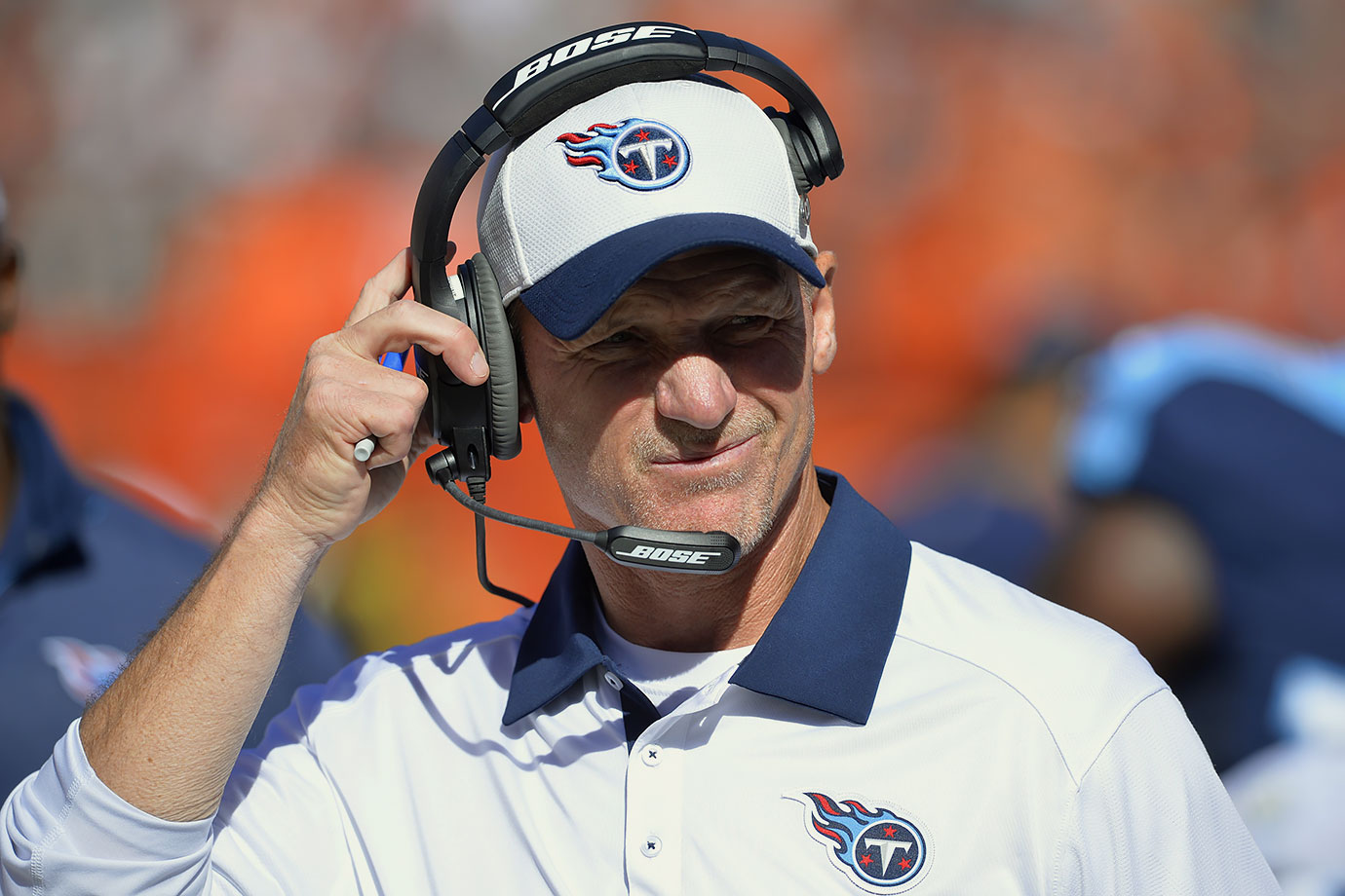 In two years as the Titans' coach, Whisenhunt led the team to a 3–20 record. This season, Tennessee had only one win through seven games and had not won since the season opener against the Tampa Bay Buccaneers when they fired their head coach. Whisenhunt signed a five-year contract with Tennessee in January 2014, but his deal was short as he was replaced by assistant coach Mike Mularkey.