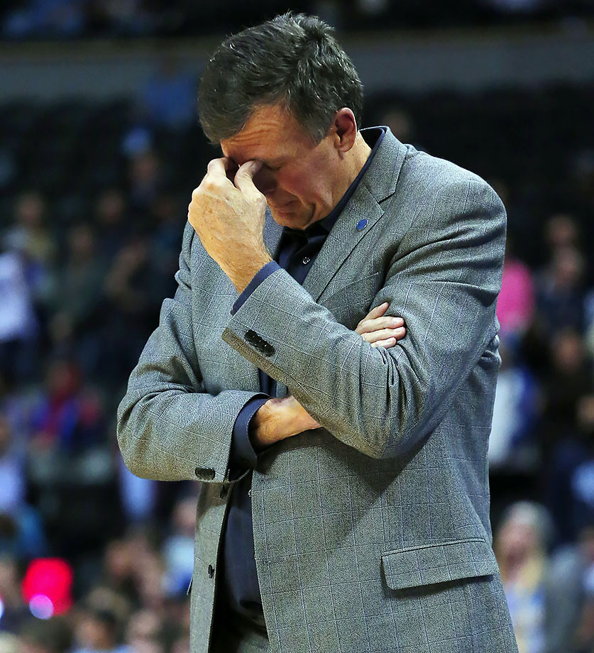 McHale, 57, had been at the helm of Houston's team since 2011, and led the Rockets to three straight NBA playoffs, including an appearance in the Western Conference Finals last season. Before becoming a coach, the former first team All-NBA selection played his entire 13-year NBA career with the Boston Celtics. As a player, McHale won three NBA titles and was a seven-time All Star. The Rockets fired McHale after opening the 2015–16 season with a 4–7 record and named J.B. Bickerstaff interim head coach.