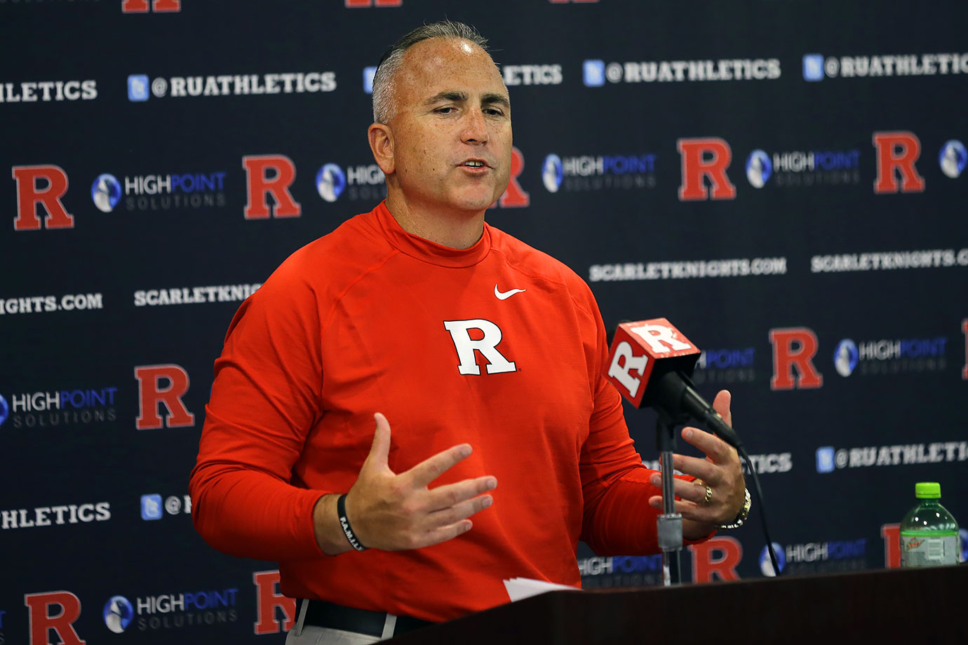 "The Rutgers football coach got suspended for three games after he inappropriately contacted a professor about a player's academic performance. Give Flood credit for trying to keep things on the low, though. ""I am sending it from my personal email to your personal email to ensure there will be no public vetting of the correspondence,"" he wrote in one message. So much for that."
