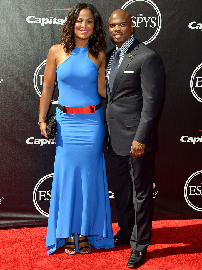 Retired world-class boxer Laila Ali and former NFL receiver Curtis Conway have been married since 2007. They have a son, Curtis Jr., and daughter, Sydney, together.