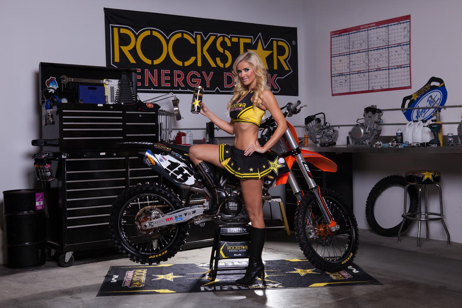 Leanna Bartlett :: Rock Star Energy Drinks