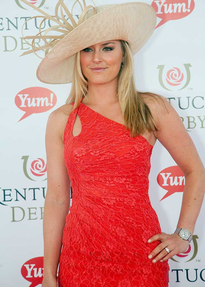 Lindsey Vonn :: Getty Images