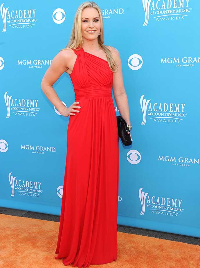 Lindsey Vonn :: Getty Images