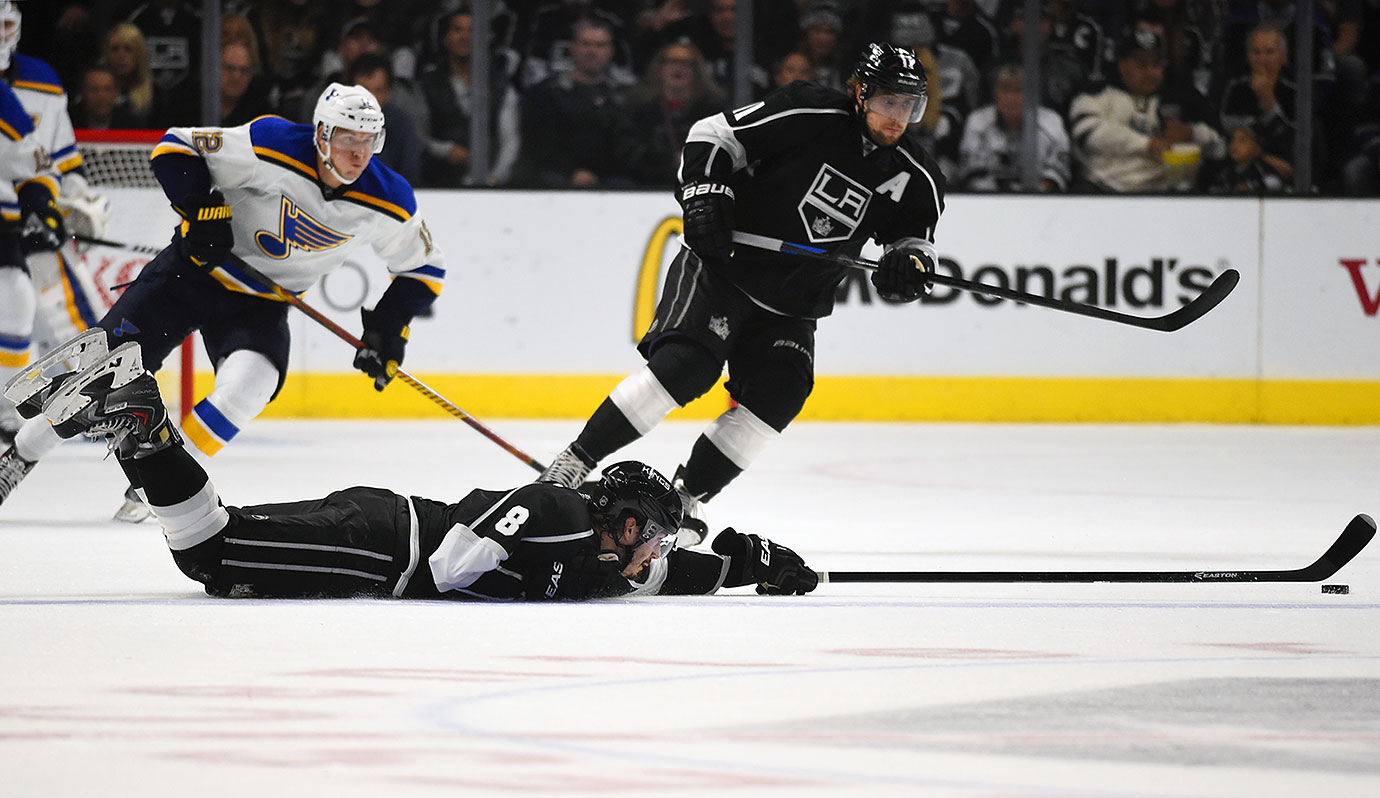 No team will be happier to welcome the new three-on-three OT format than the Kings, who were an awful 3–15 in extra time games last season. While ground made up there should be enough to get them into the playoffs, an inconsistent offense and a feckless power play will trip them up.