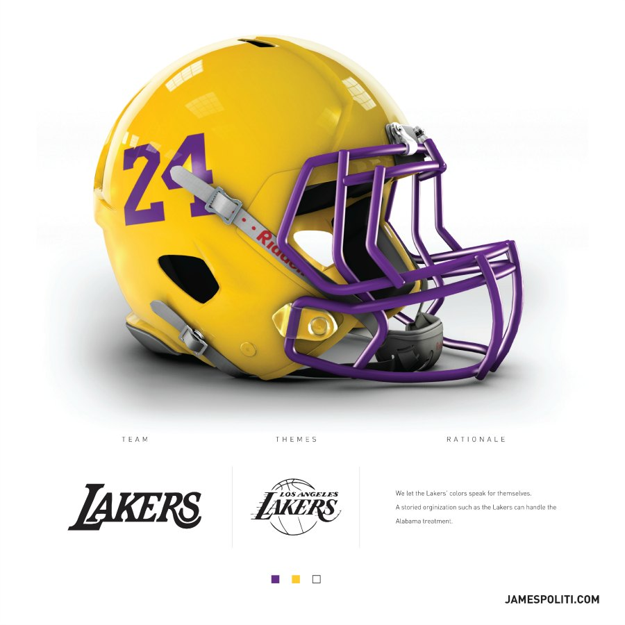 Los Angeles Lakers :: James Politi & Luke Daly