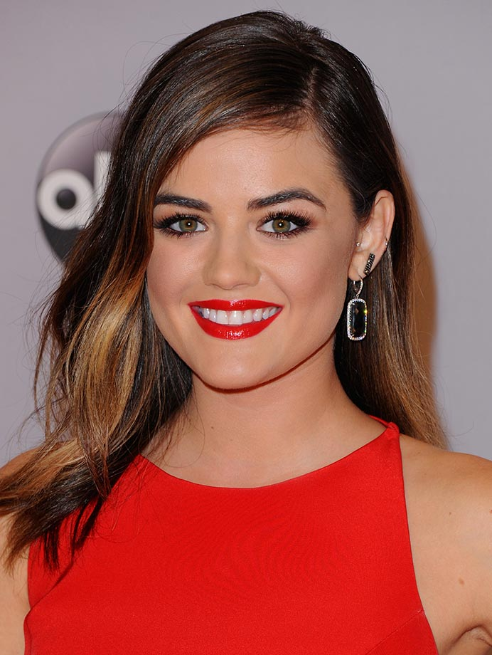 Lucy Hale :: Getty Images
