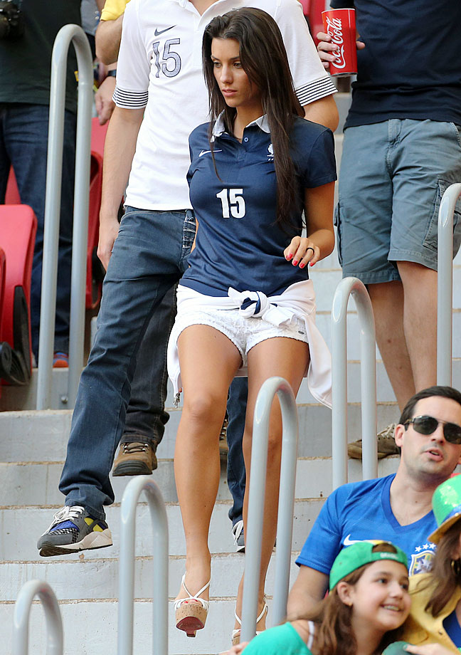 wife of Bacary Sagna (France)