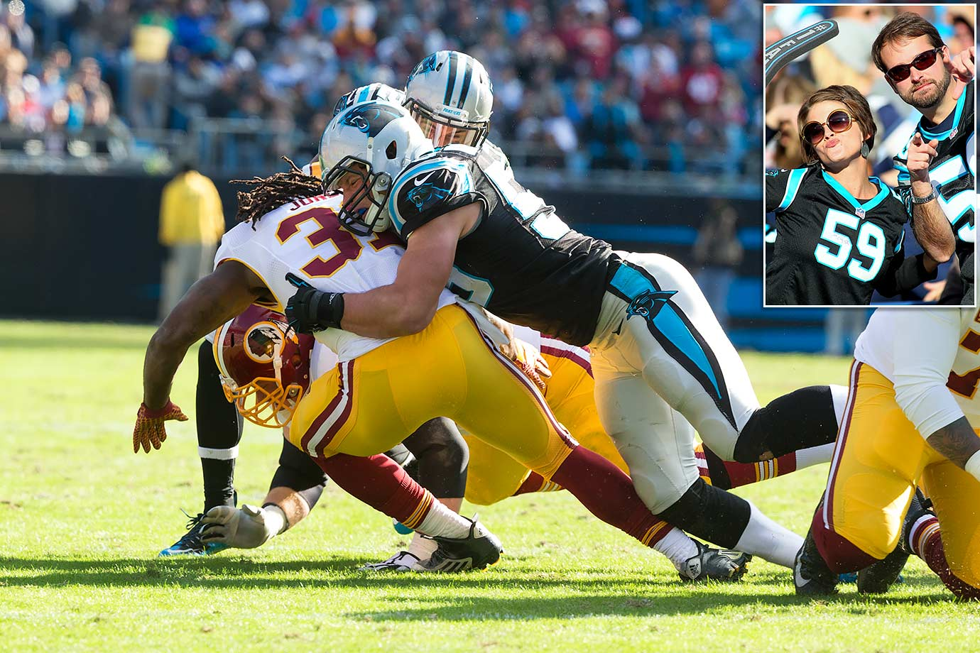 LB, Carolina Panthers