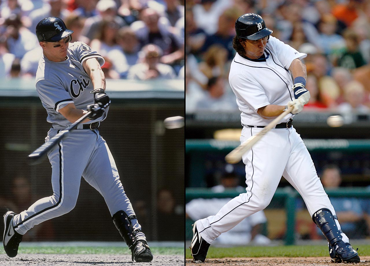 A career .309 hitter with 426 doubles and an .871 OPS,  was an intimidating hitter during his 15-year career, leading the league in doubles in 2007 with 54. Jose Canseco claimed to have injected Ordonez with steroids in 2001.