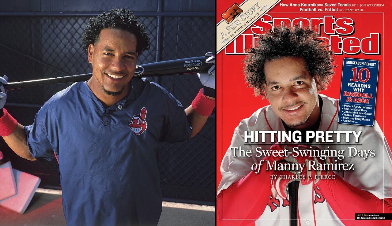 The mercurial star of the Indians, Red Sox and Dodgers, Manny Ramirez was capable of putting up incredible numbers (555 home runs, 1,831 RBI, .312 batting average, .996 OPS) while playing the game in his unique way. However, two confirmed positive tests for steroid use under MLB's drug policy will be a lot to overcome.