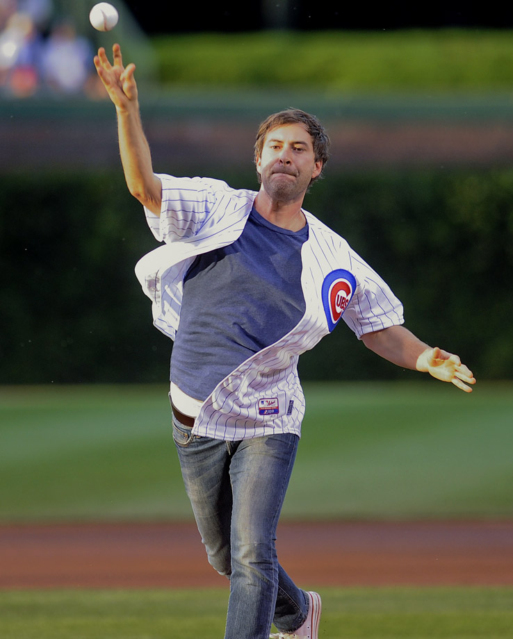 Aug. 20 at Wrigley Field in Chicago