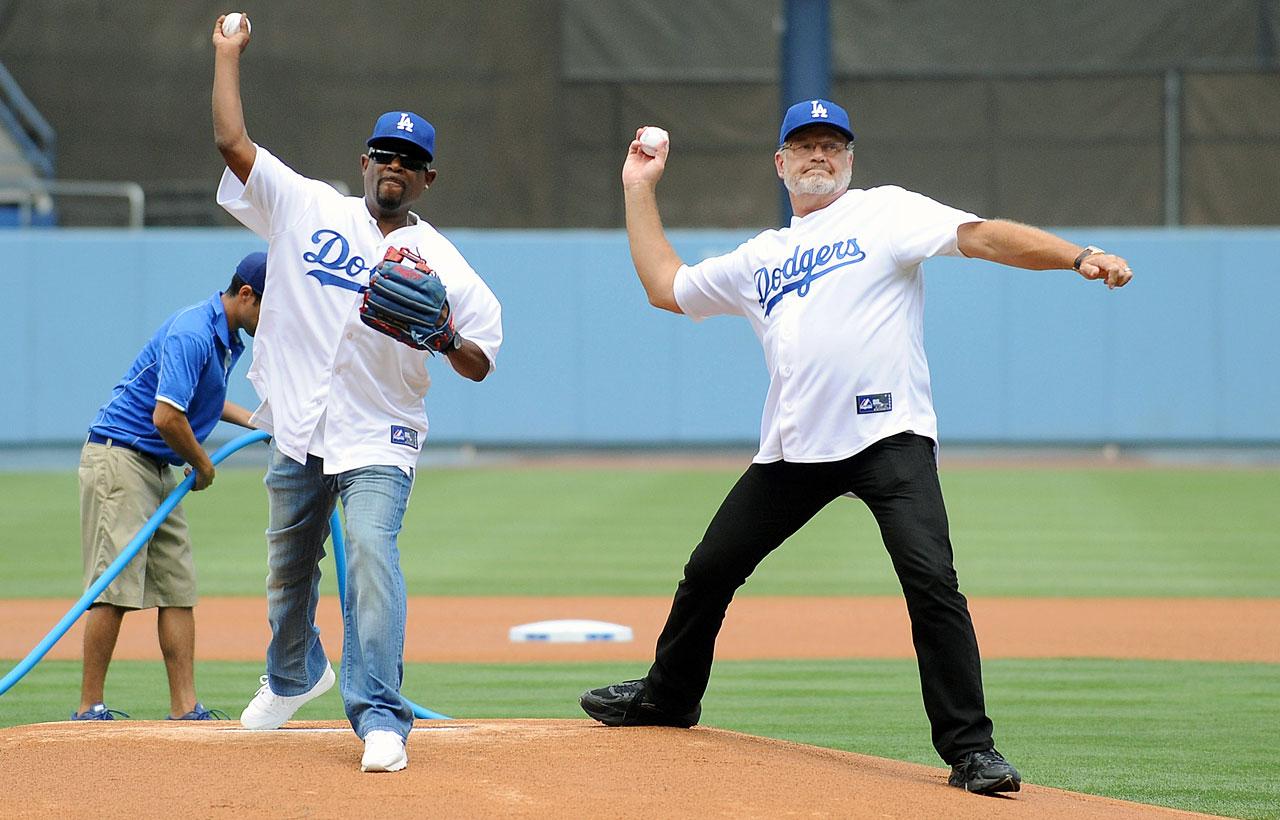 Aug. 4 at Dodger Stadium in Los Angeles