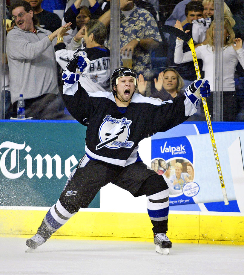 After 16 NHL seasons, seven All Star selections and one Stanley Cup with the Tampa Bay Lightning, Martin St. Louis announced his retirement. The 40-year-old St. Louis had 391 goals and 642 assists in 1,134 regular season games with the Calgary Flames, Lightning and Rangers. He won the Stanley Cup with the Lightning in 2004 and the Art Ross Trophy as the league top scorer in 2004 with 94 points. He also won the Hart Memorial Trophy as the NHL's Most Valuable Player, and the Lester B. Pearson Award as the NHL players association's Most Outstanding Player that season.