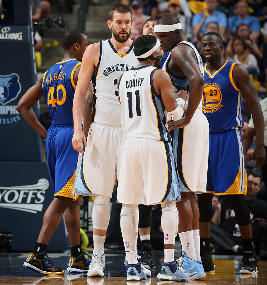 This is the same team that falls short every single season. The Grizzlies' strategy is basically hoping every team with legitimate championship aspirations gets hit with a major injury.