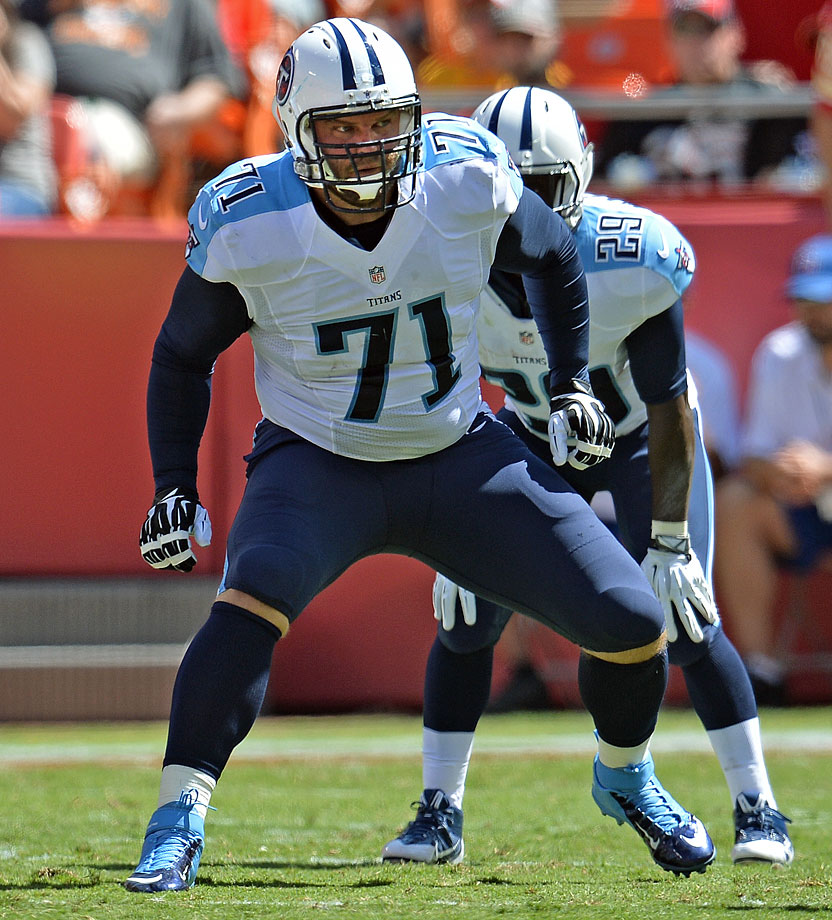 Former Pro Bowl offensive tackle Michael Roos called it quits Feb. 26 after a 10-year NFL career spent exclusively with the Tennessee Titans. Roos was a workhorse, missing only one game (for an emergency appendectomy) during his first nine seasons before losing the final 11 games of 2014 to a knee injury. He was a First-Team All-Pro in 2008, when he earned his lone Pro Bowl selection.