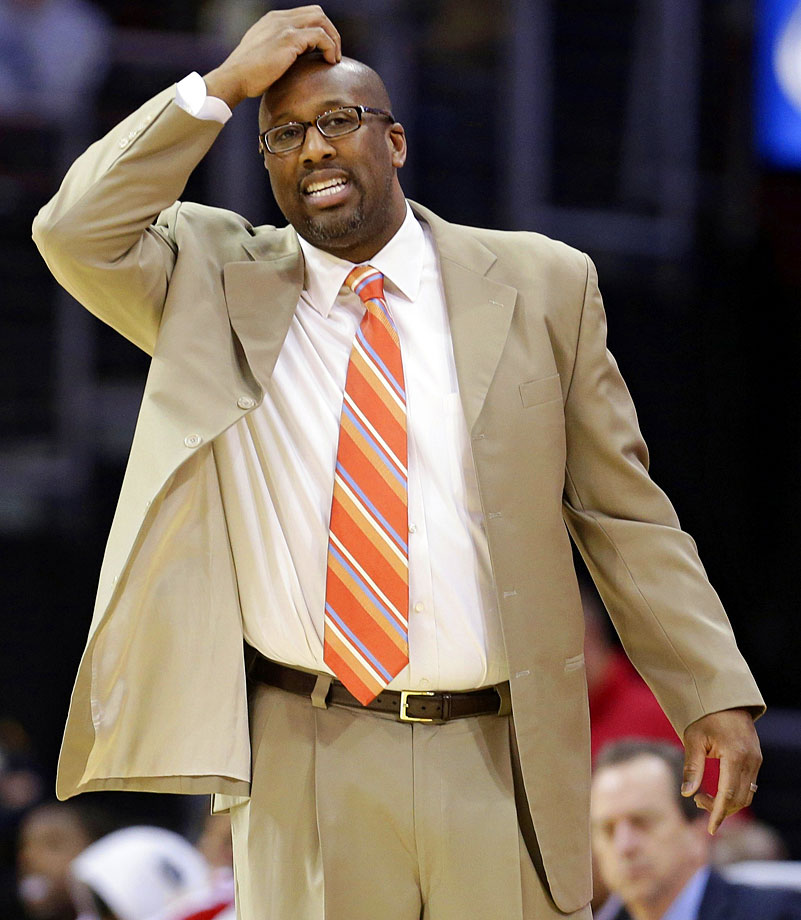 After being fired as head coach of the Cavaliers in 2010, Brown was again hired by the Cavs in 2013, after being fired just six games into the second season of a four-year, $18.3 million deal with the Lakers.  Brown was fired by Cleveland yet again on May 12, following a 33-49 record.