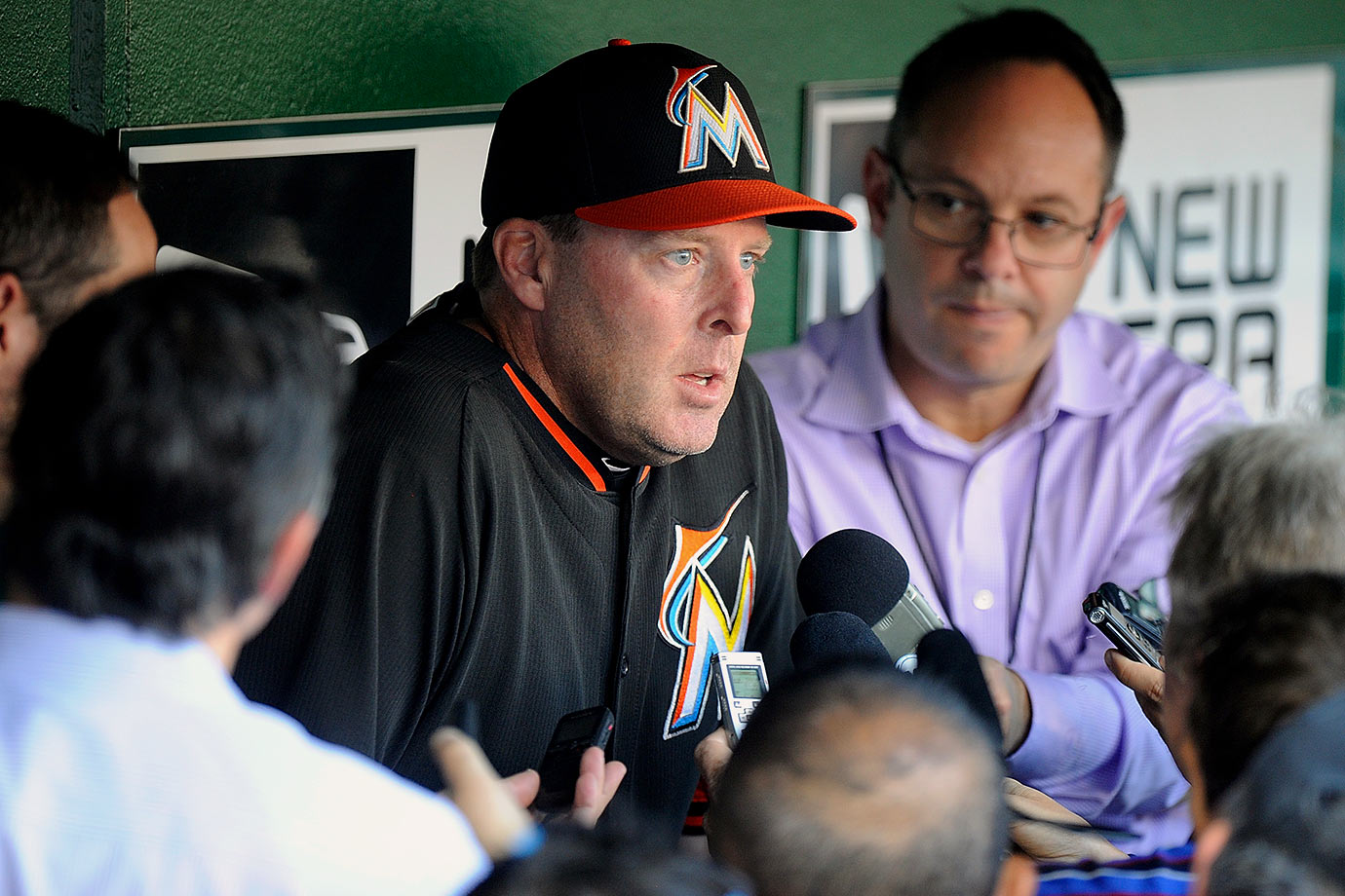 The Miami Marlins entered the 2015 season with lofty expectations. What they got was a 16-22 start, which sent manager Mike Redmond packing.