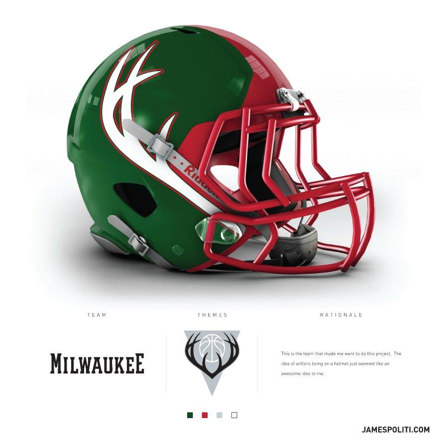 Milwaukee Bucks :: James Politi & Luke Daly