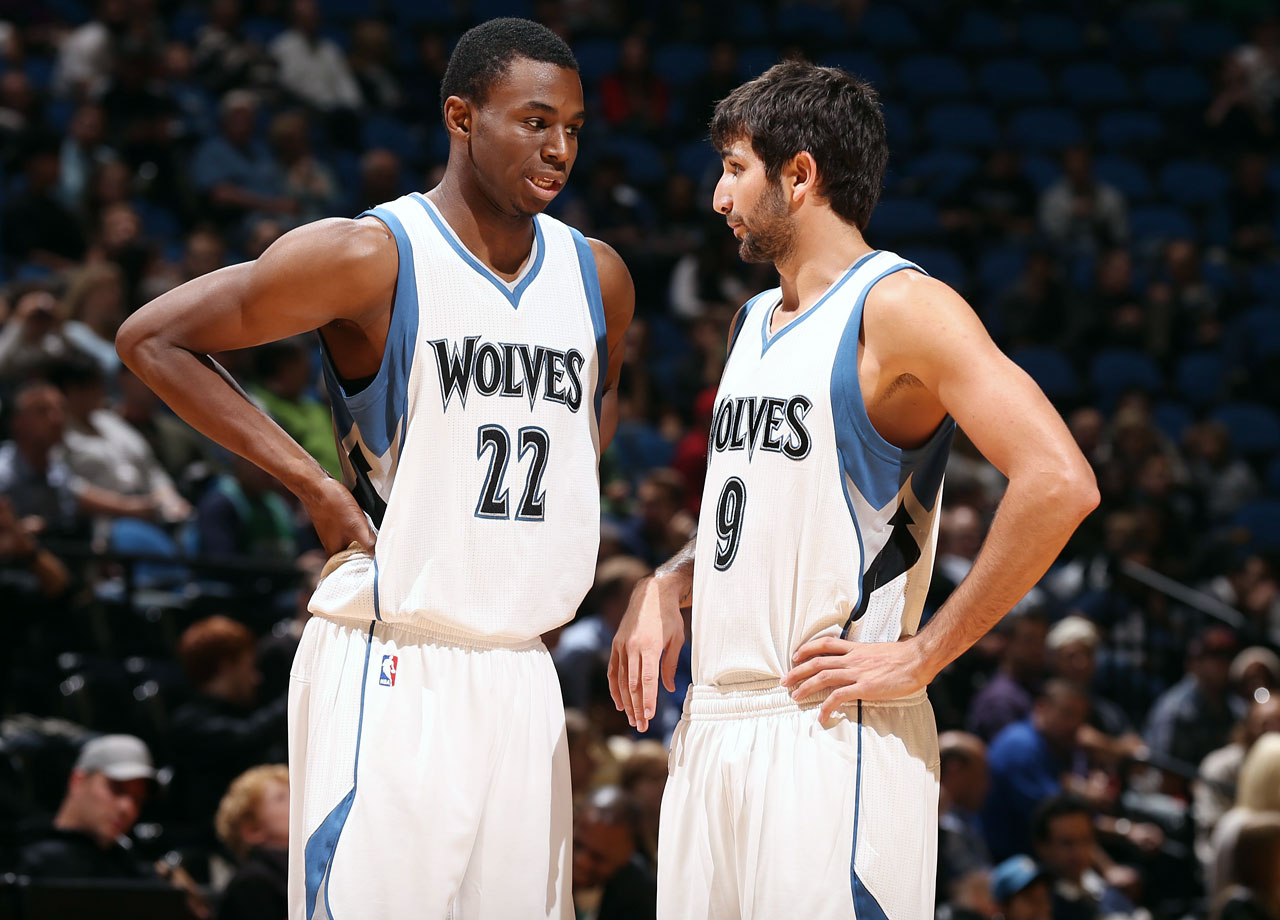 Rubio to Wiggins will be fun, but productive?