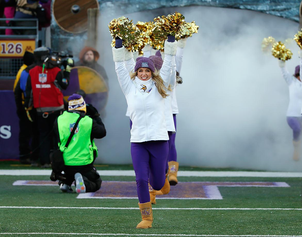 Minnesota Vikings Cheerleaders | FOX Sports
