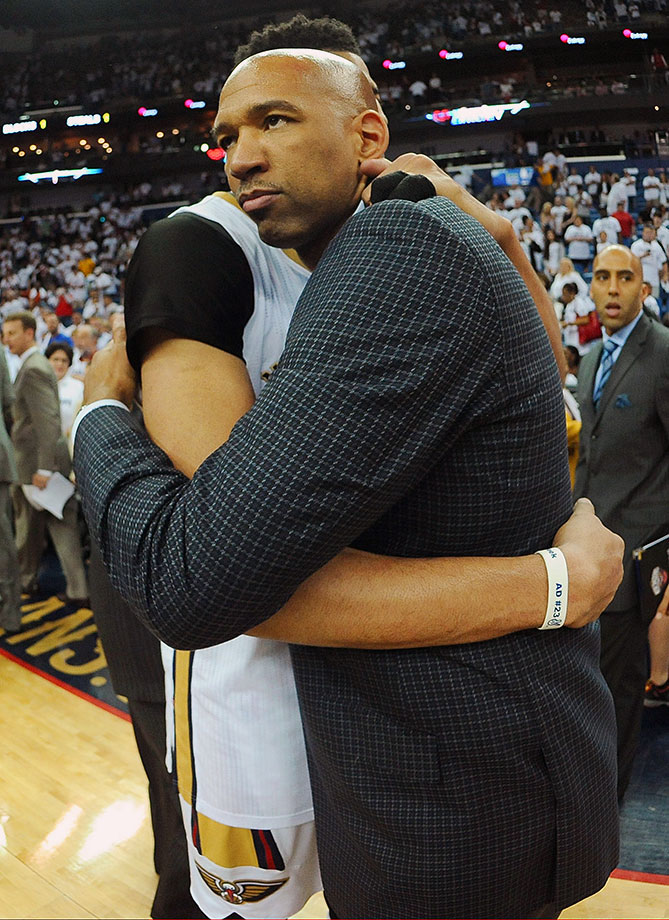 Monty Williams was fired at the end of the New Orleans Pelicans brief playoff run, which opened up one of the most attractive head coaching positions in all of sports. You get to work with Anthony Davis for a few years, not bad!